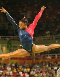 Simone Biles Opens up About Her ADHD